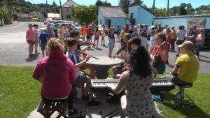 Imeachtaí  I rith an tSamhraidh  – Events during the summer