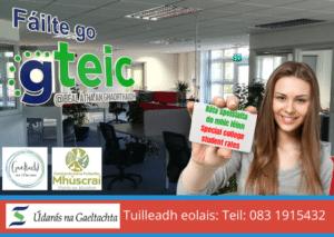 Ráta speicialta do mhic léinn         Special Rates for College Students