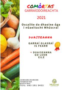 Comórtas Garraíodóireachta 2021